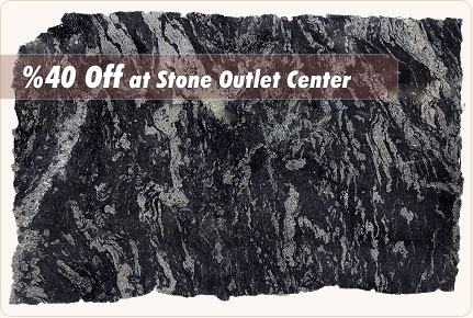a dark color granite from Finland